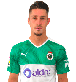 Jugadores y plantilla del Racing Santander 2019-2020 - Lombardo