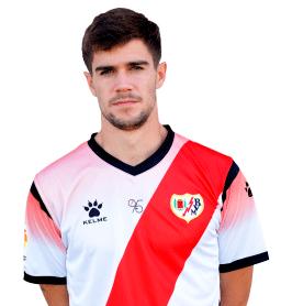 Jugadores y plantilla del Rayo Vallecano 2019-2020 - José Pozo