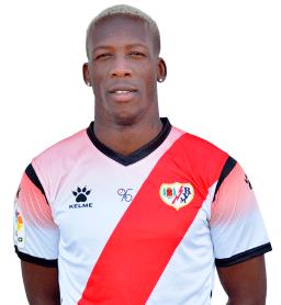 Jugadores y plantilla del Rayo Vallecano 2019-2020 - Luis Advíncula