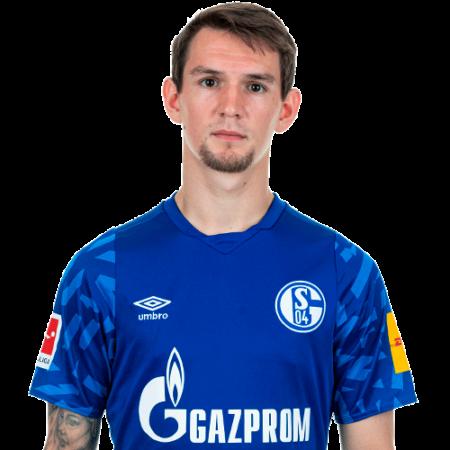 Jugadores y plantilla del Schalke 04 2019-2020 - Benito Raman