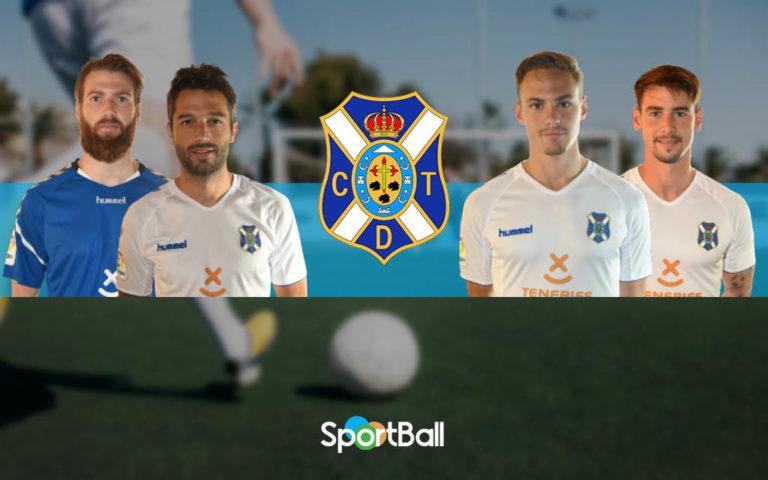 Jugadores y plantilla del Tenerife 2019-2020