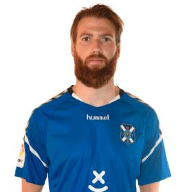 Jugadores y plantilla del Tenerife 2019-2020 - Adrian Ortolá