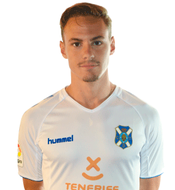 Jugadores y plantilla del Tenerife 2019-2020 - Dani Gómez