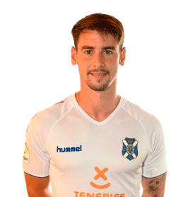 Jugadores y plantilla del Tenerife 2019-2020 - Luis Pérez