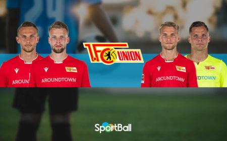 Jugadores y plantilla del Union Berlin 2019-2020