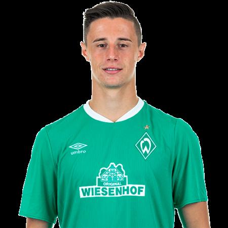 Jugadores y plantilla del Werder Bremen 2019-2020 - Friedl
