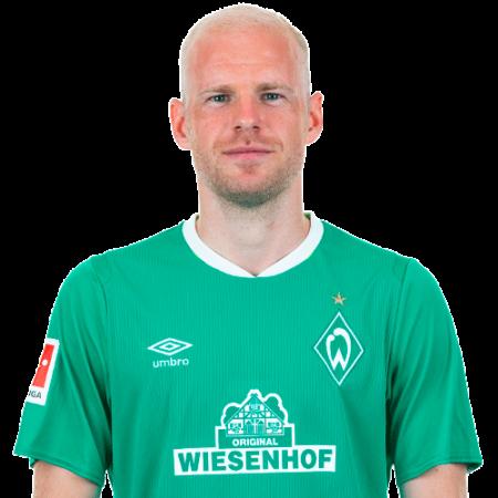 Jugadores y plantilla del Werder Bremen 2019-2020 - Klaasen