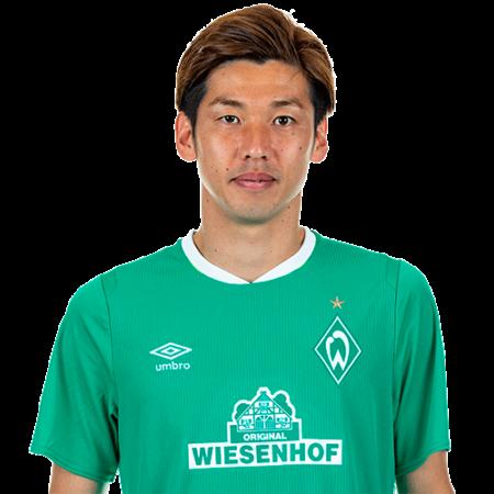 Jugadores y plantilla del Werder Bremen 2019-2020 - Osako