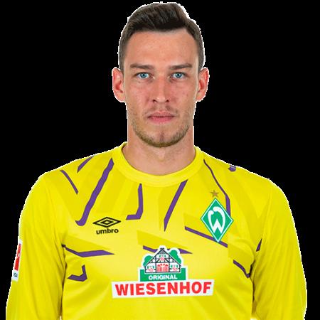 Jugadores y plantilla del Werder Bremen 2019-2020 - Pavlenka
