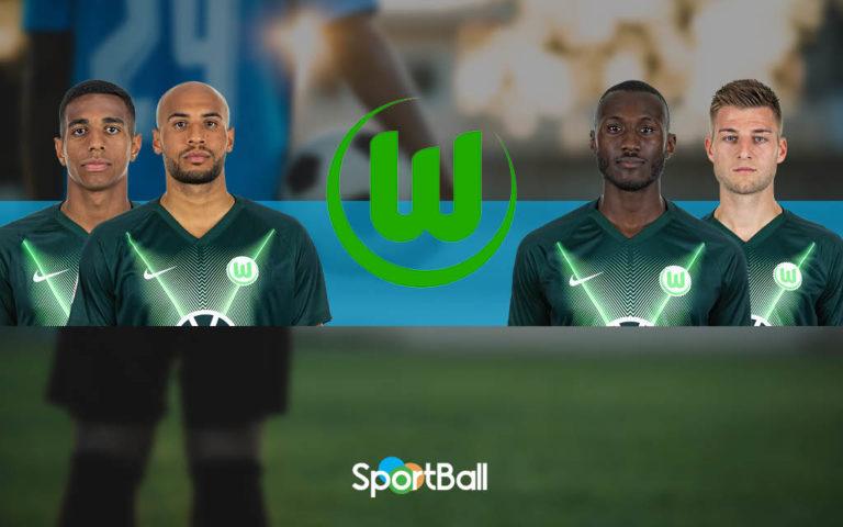Jugadores y plantilla del Wolfsburgo 2019-2020
