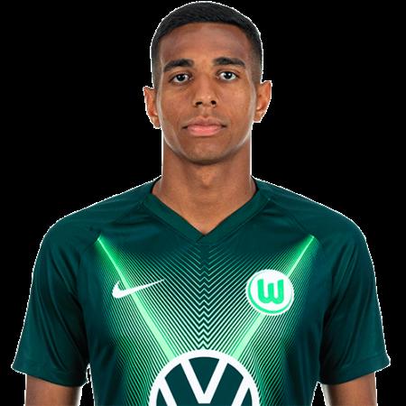 Jugadores y plantilla del Wolfsburgo 2019-2020 - Joao Victor