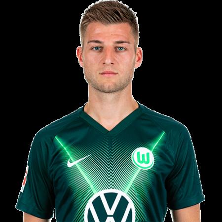 Jugadores y plantilla del Wolfsburgo 2019-2020 - Robin Knoche
