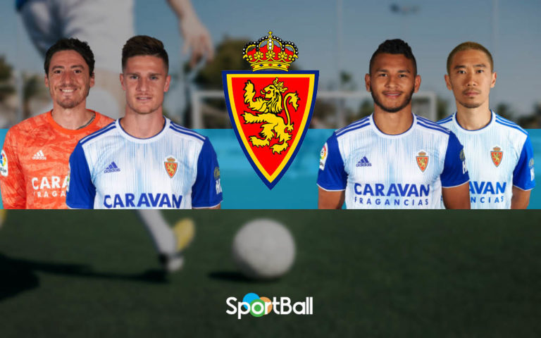 Jugadores y plantilla del Zaragoza 2019-2020