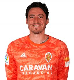 Jugadores y plantilla del Zaragoza 2019-2020 - Christian Álvarez