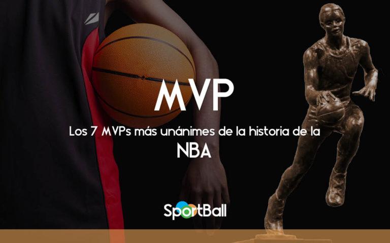 Los mejores MVP de la historia de la NBA