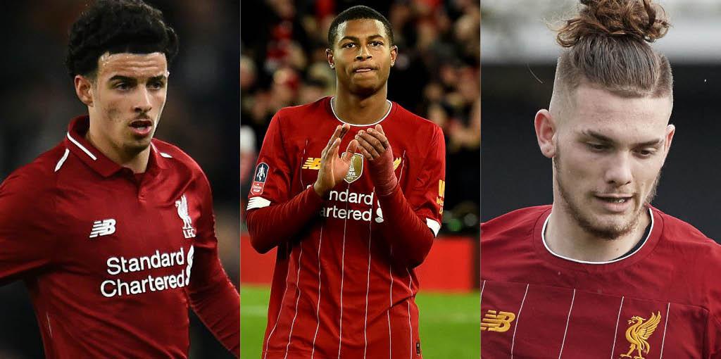 Mejores jugadores jóvenes del Liverpool canteranos