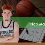Nico Mannion: un líder de sangre mediterránea