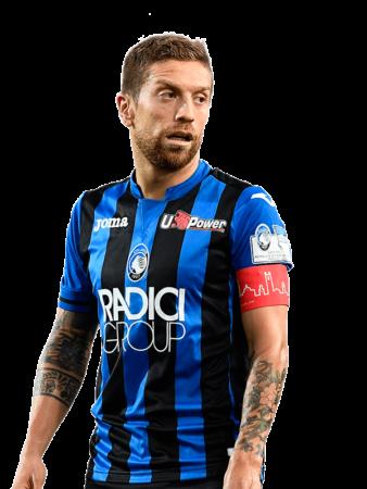 Plantilla de la Atalanta 2019-2020 - Alejandro Papu Gómez