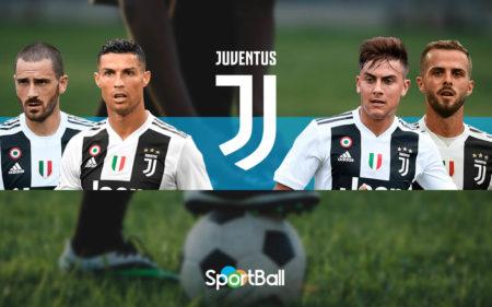Plantilla de la Juventus 2019-2020