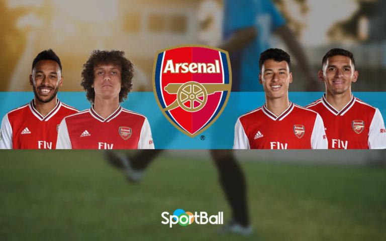 Jugadores y plantilla del Arsenal 2019-2020