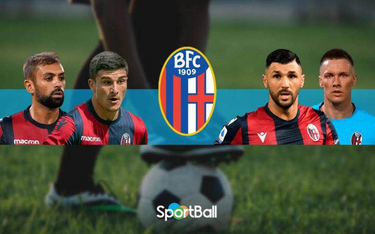 Plantilla del Bologna 2019-2020