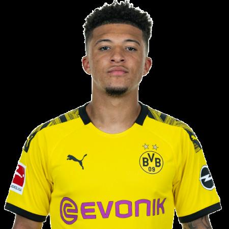 Plantilla del Borussia Dortmund 2019-2020 - Jadon Sancho