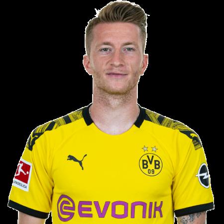 Plantilla del Borussia Dortmund 2019-2020 - Marco Reus