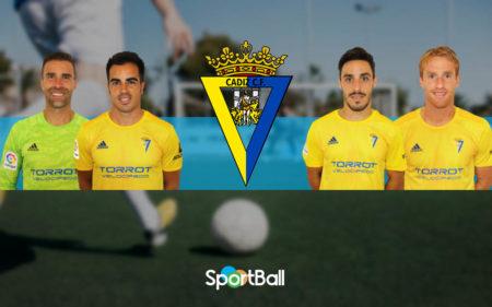 Jugadores y plantilla del Cádiz 2019-2020