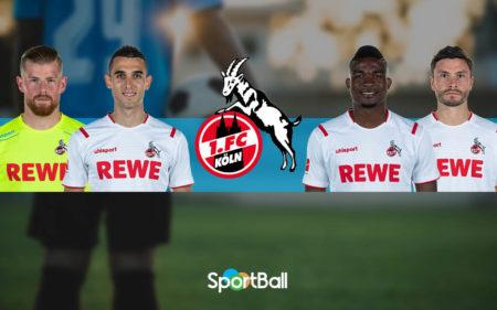 Jugadores y plantilla del Colonia 2019-2020