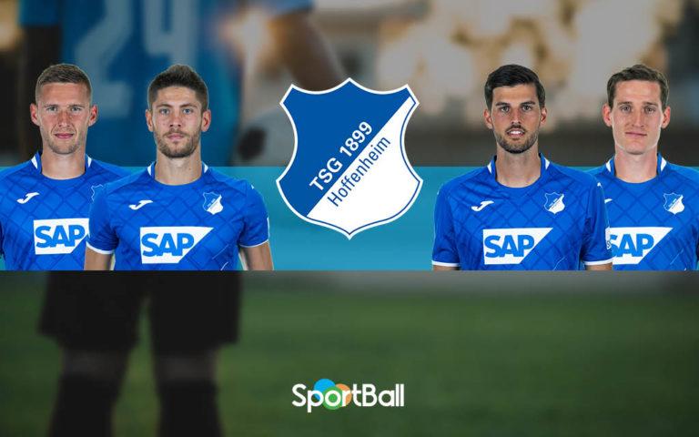 Jugadores y plantilla del Hoffenheim 2019-2020