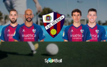 Jugadores y plantilla del Huesca 2019-2020