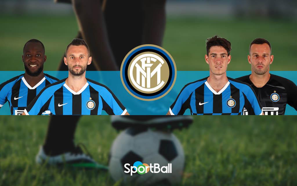 Jugadores y plantilla del Inter Milan 2019-2020