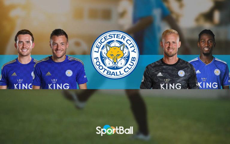 Plantilla del Leicester City 2019-2020