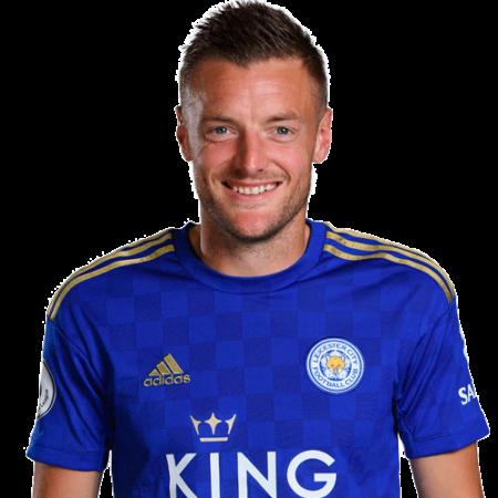 Plantilla del Leicester City 2019-2020 - Jamie Vardy