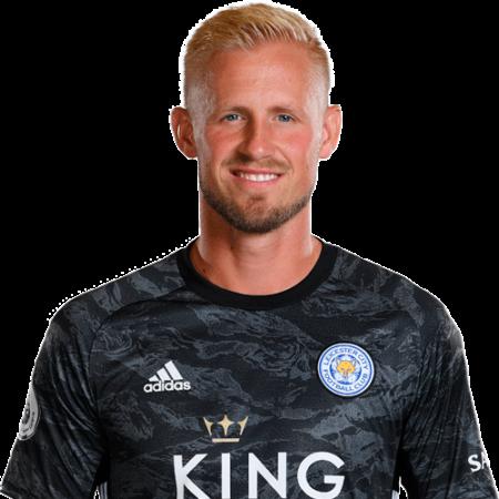 Plantilla del Leicester City 2019-2020 - Kasper Schmeichel