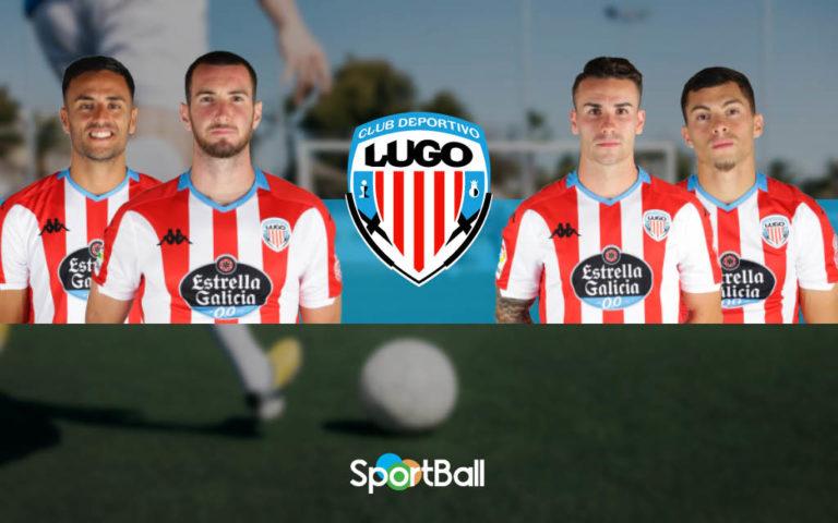 Jugadores y plantilla del Lugo 2019-2020