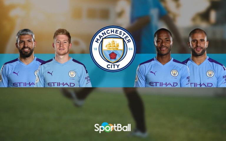 Jugadores y plantilla del Manchester City 2019-2020