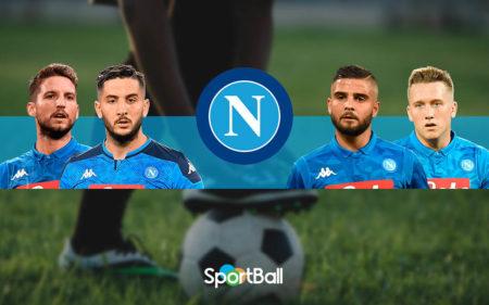 Plantilla del Nápoles 2019-2020