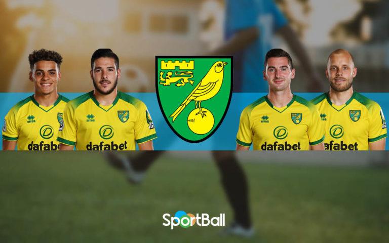 Jugadores y plantilla del Norwich 2019-2020