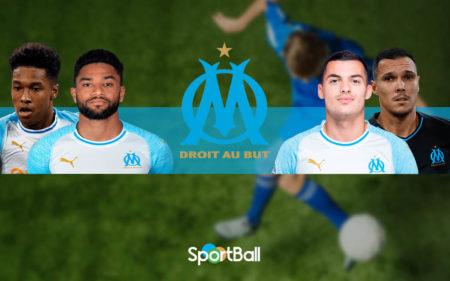 Plantilla del Olympique de Marsella 2019-2020