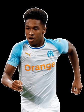 Plantilla del Olympique de Marsella 2019-2020 - Boubacar Kamara
