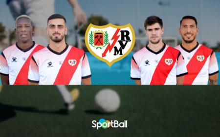 Jugadores y plantilla del Rayo Vallecano 2019-2020