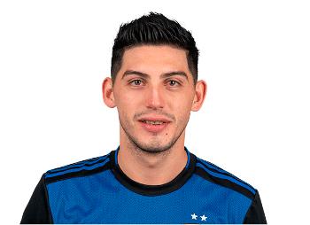 Plantilla del San Jose Earthquakes 2019-2020 - Cristian Espinoza