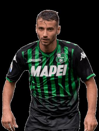 Plantilla del Sassuolo 2019-2020 - Gian Marco Ferrari