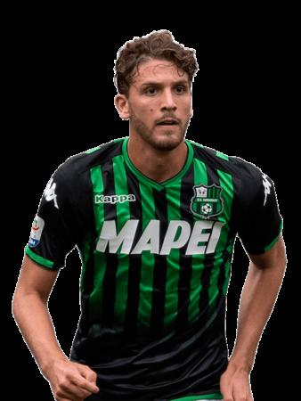 Plantilla del Sassuolo 2019-2020 - Manuel Locatelli