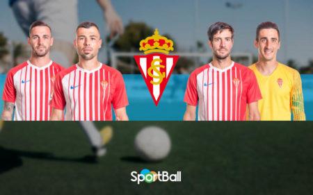 Jugadores y plantilla del Sporting Gijón 2019-2020
