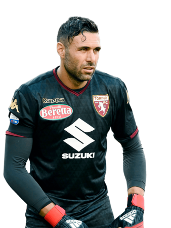 Plantilla del Torino 2019-2020 - Salvatore Sirigu