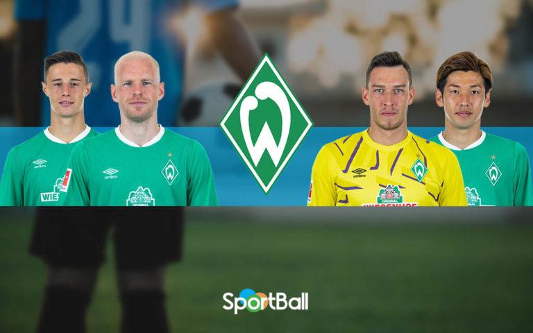 Jugadores y plantilla del Werder Bremen 2019-2020