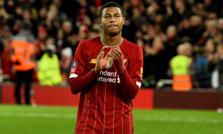 Mejores jugadores jóvenes del Liverpool canteranos - Rhian Brewster
