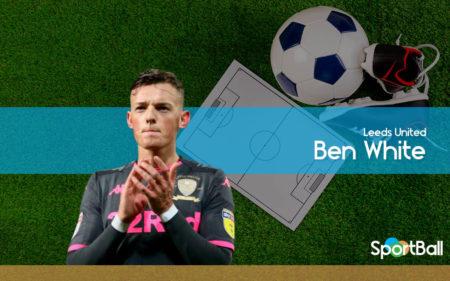 Ben White es posiblemente el mejor central de la Championship 2019-2020.